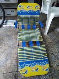 Título do anúncio: Cadeira de praia infantil