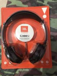 Fone de ouvido JBL C300