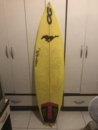 Prancha de surf com capa térmica 6.0