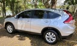Honda Cr-v Impecável LX 2012 - 2012