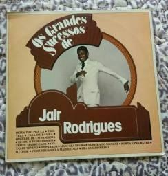 Disco de vinil Jair Rodrigues