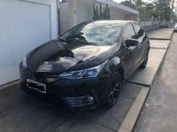 Toyota Corolla XEI Preto 2018 Automático All Black - 2018