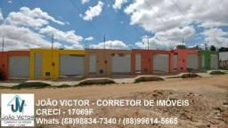 Vendo casa no bairro São Bento, Próximo ao mercado São Luiz, em Crato - CE.