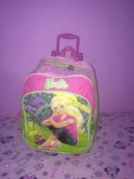Bolsa com Rodinhas Barbie