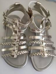 Promoção Lindas sandália