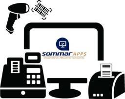 Software De Controle De Vendas E Estoques. Sistema Completo