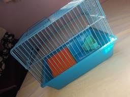 Gaiola de Hamster Simples (Usada)