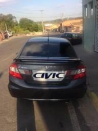 Civic lxr 2015 - automático - 2015
