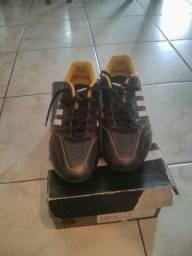Chuteira Adidas 11nova trx fg