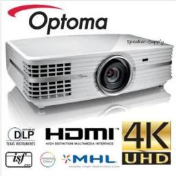Projetor Optoma UHD60 4K 3000L