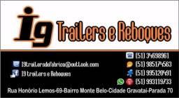 Emplacamento e regularizacao de Reboques e trailers 51-34698961/981009352