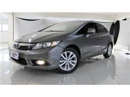 Honda Civic 2.0 lxr 16v flex 4p automático - 2014
