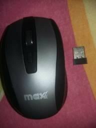 Mouse sem fio da maxprint