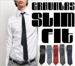 Gravatas Slim finas top