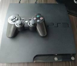 Ps3 Slim 250gb - Destravado - Desbloqueado ? Playstation 3 ? Play Station 3
