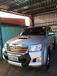 Toyota hilux srv top 11/12 - 2011
