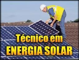 Seja um Instalador Solar de Alta Performace - Curso online