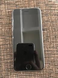 Vendo iPhone 6s 32GB Cinza Espacial, semi-novo, em estado de novo!!!