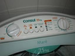 Lava roupas Consul Maré 7,5 Kg perfeita