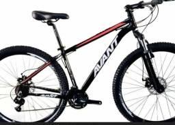 Bicicleta aro 29 freio a disco 160 mm