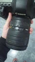 Lente sigma 28-70mm f2.8 para canon crop ou full frame