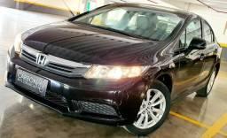 Civic 1.8 lxs manual - 2012
