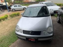 Polo hatch 1.6 2003 completo vendo ou troco por moto ou carro - 2003