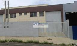 Barracão Comercial para locação, Parque Via Norte, Campinas - BA0237.
