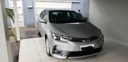 Toyota Corolla XEI 2018 23.252km IPVA 2019 PAGO - 2018