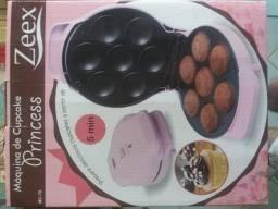 Máquina De Cupcake Bolinho Empada Pão D Queijo 127v Promoção