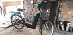 Bike elétrica 750 reais - 2017