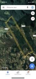 Sítio 3 alqueires Frente asfalto fundos rio IMBE