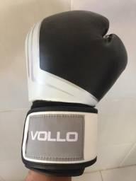 Luvas Vollos Boxe/Muay Thai. (Novas)