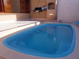 Sofisticada Casa nova ¾ c suíte Despensa Piscina Churrasqueira Emaus. Ótima localização!!
