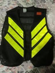 Colete para mototaxista e motoboy