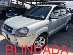 Hyundai Tucson 2012 gls blindada nivel I 77000km