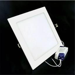 Plafon LED 24w 30cm Embutir