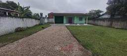 Casa com amplo espaço de terreno Pontal do Parana