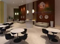 Apartamento com 2 dormitórios à venda, 56 m² por R$ 290.000 - Capim Macio - Natal/RN