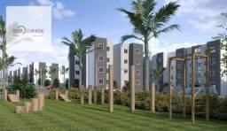 Apartamento com 2 dormitórios à venda, 44 m² por R$ 147.900,00 - Jardim Boer I - Americana