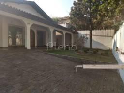 Casa para alugar com 4 dormitórios em Parque taquaral, Campinas cod:CA025235