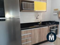 Apartamento com 3 Dorms, Sala ampla, Sacada, 1 Vaga, Área útil: 69m²