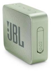 Caixa De Som Jbl Go 2 Green Portátil 3w Original Bluetooth
