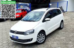 Spacefox 1.6 Trend Total Flex 8V 5p - 2013 Completa + Airbags e Abs