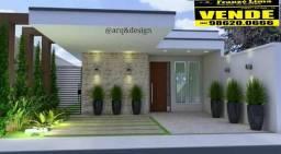 Casas de 3 quartos de alto padrão com deck & piscina em condomínio com entrada parcelada