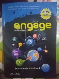 Livro de inglês engage special edition