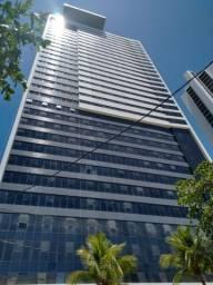 Título do anúncio: Novo 40m piso porcelanato - Boa Viagem