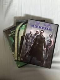 DVDS TRILOGIA MATRIX