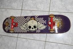 Skate Sandro Dias + CD/DVD