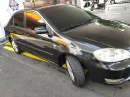 Corolla Xei couro mecânico - 2006